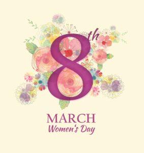 Frauentag 8. März 2021