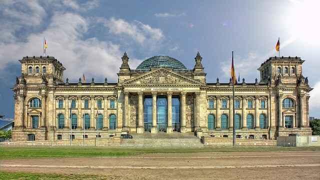 Reichstag - Tag der Deutschen Einheit